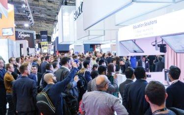 ISE 2020 - die weltweit führende Digital Signage Messe (Foto: ISE)