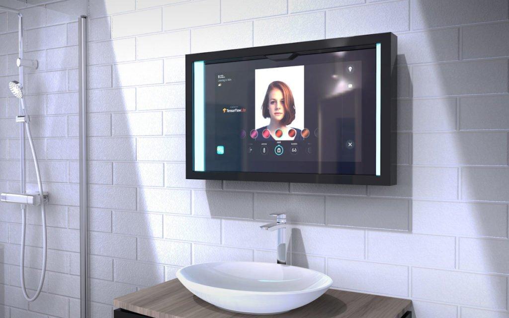 CareOS Poseidon Smart Mirror (Foto: CareOS)