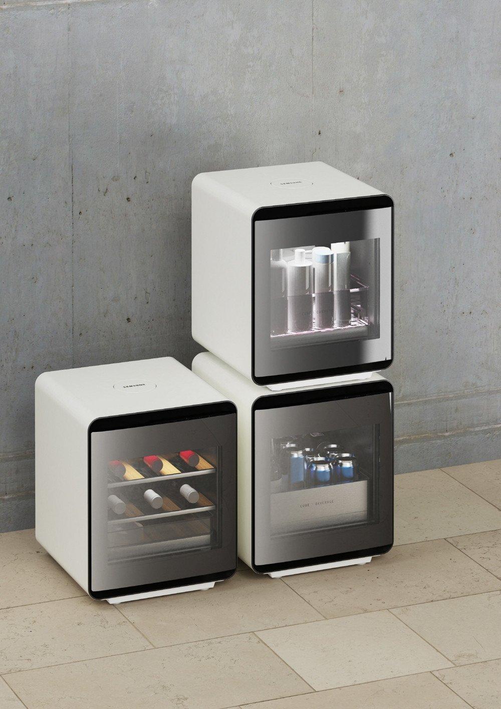 Samsung Modular-Kühlschränke (Foto: Samsung)