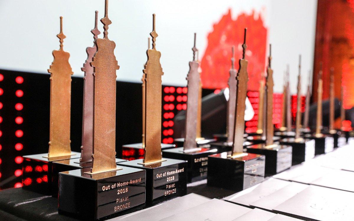 Gewista Out-of-Home Awards 2019 (Foto Gewista)