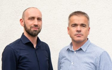 Neues Macom Managed AV- & IT Services Führungsduo