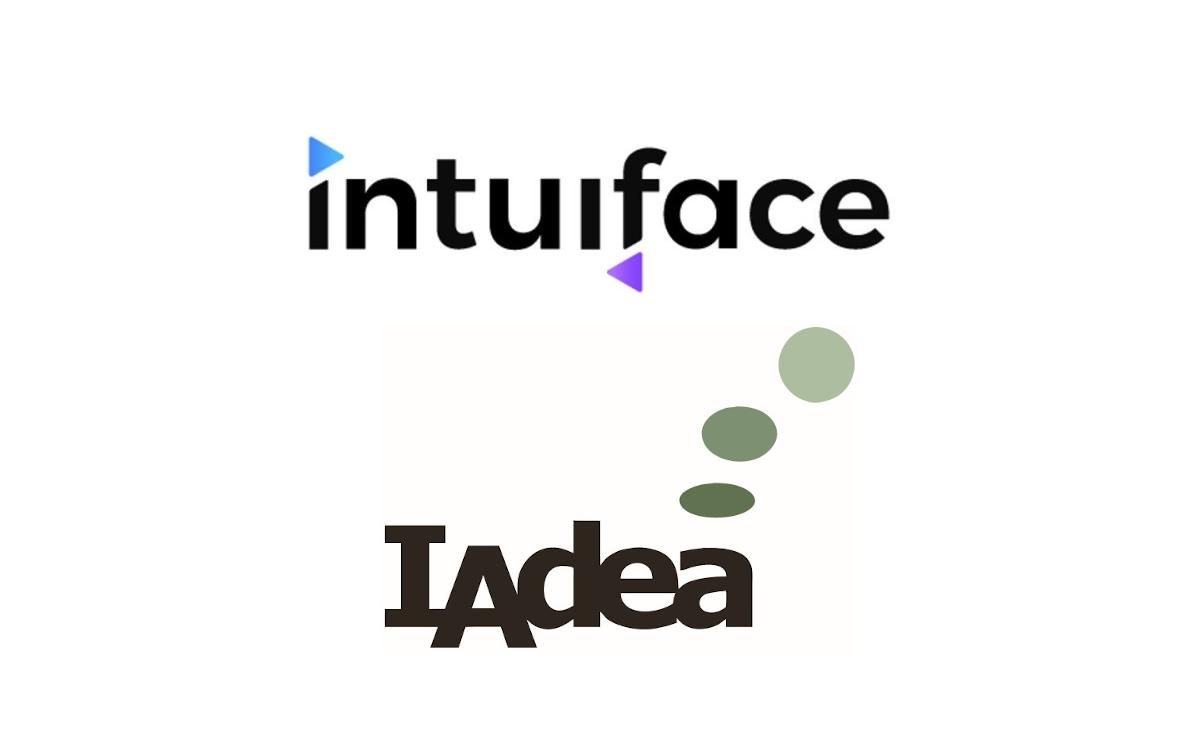intuiface und IAdea Partnerschaft