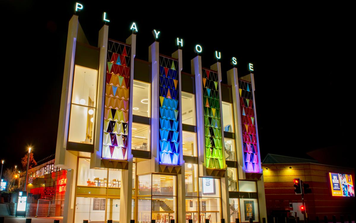 UXG transformiert Leeds Playhouse