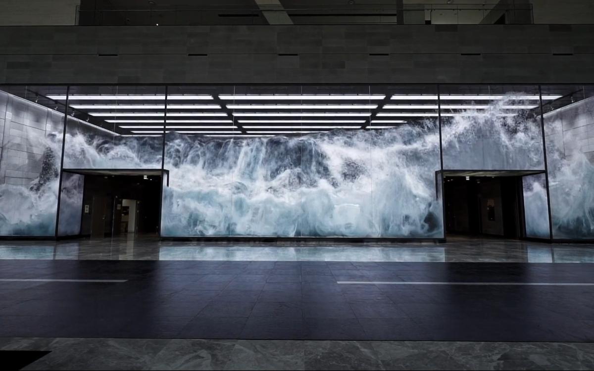 Nexen LED Video Wall