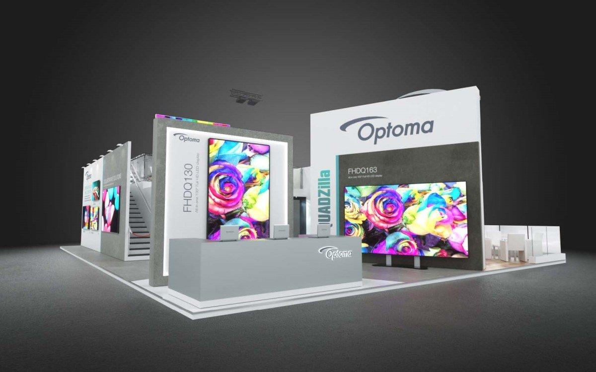 Optoma ISE 2020