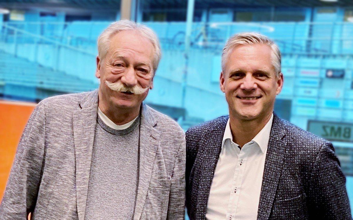 Thomas Koch und Udo Schendel