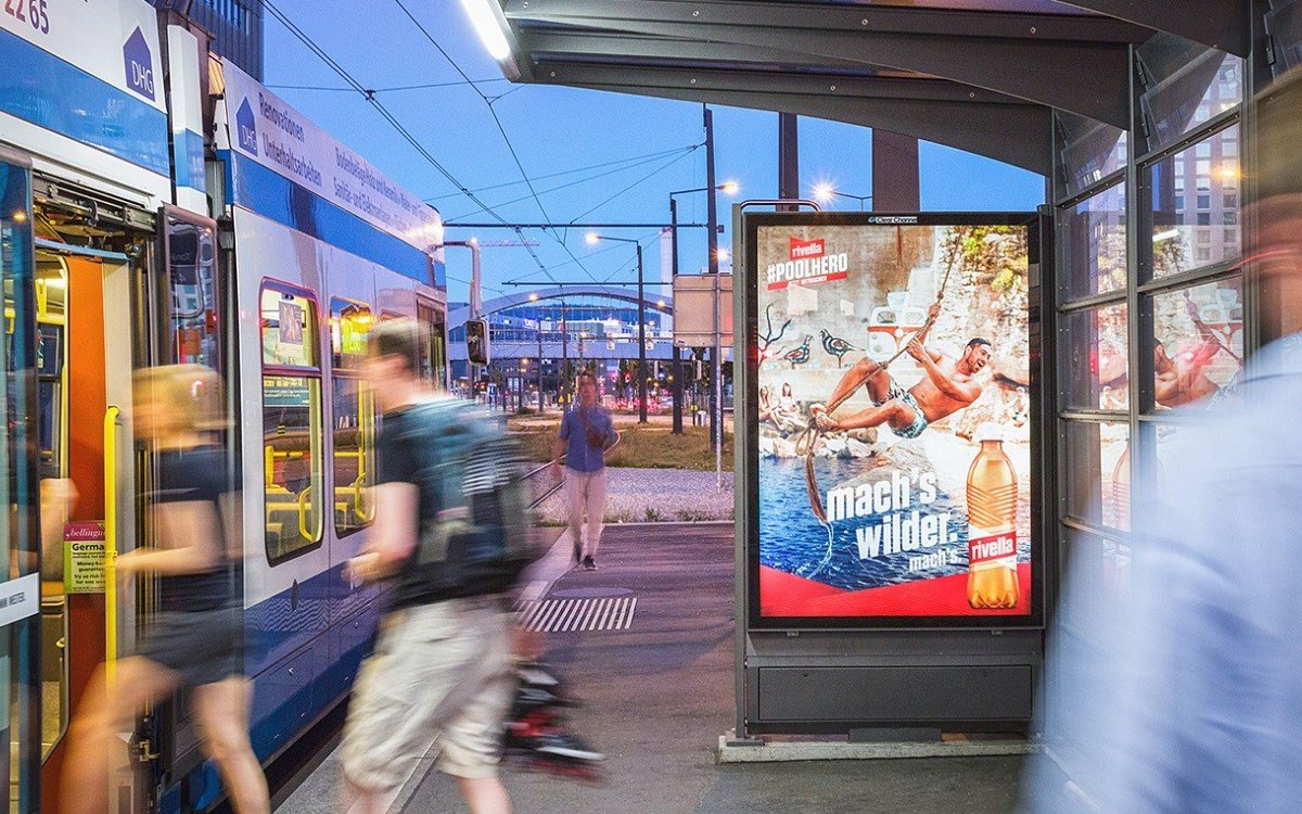 Verkehrsbetriebe Zürich Livesystems VBZ TrafficMedia