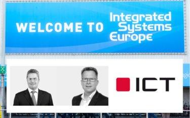 Wir kommen zur ISE - ICT Vorstand (Foto: ISE/ICT)