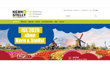 Absage - ISE 2020 ohne Kern & Stelly (Foto: Screenshot)