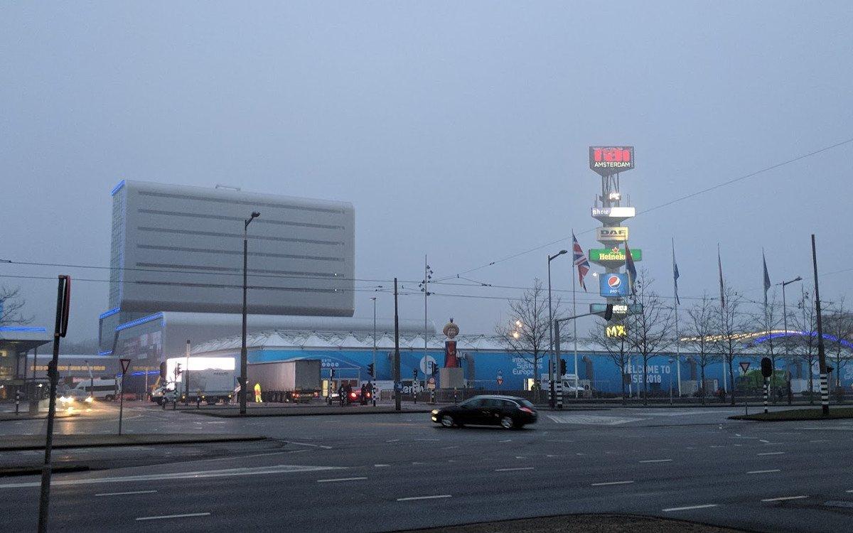 Nebel über der ISE - ungewisse Zeiten (Foto: invidis)