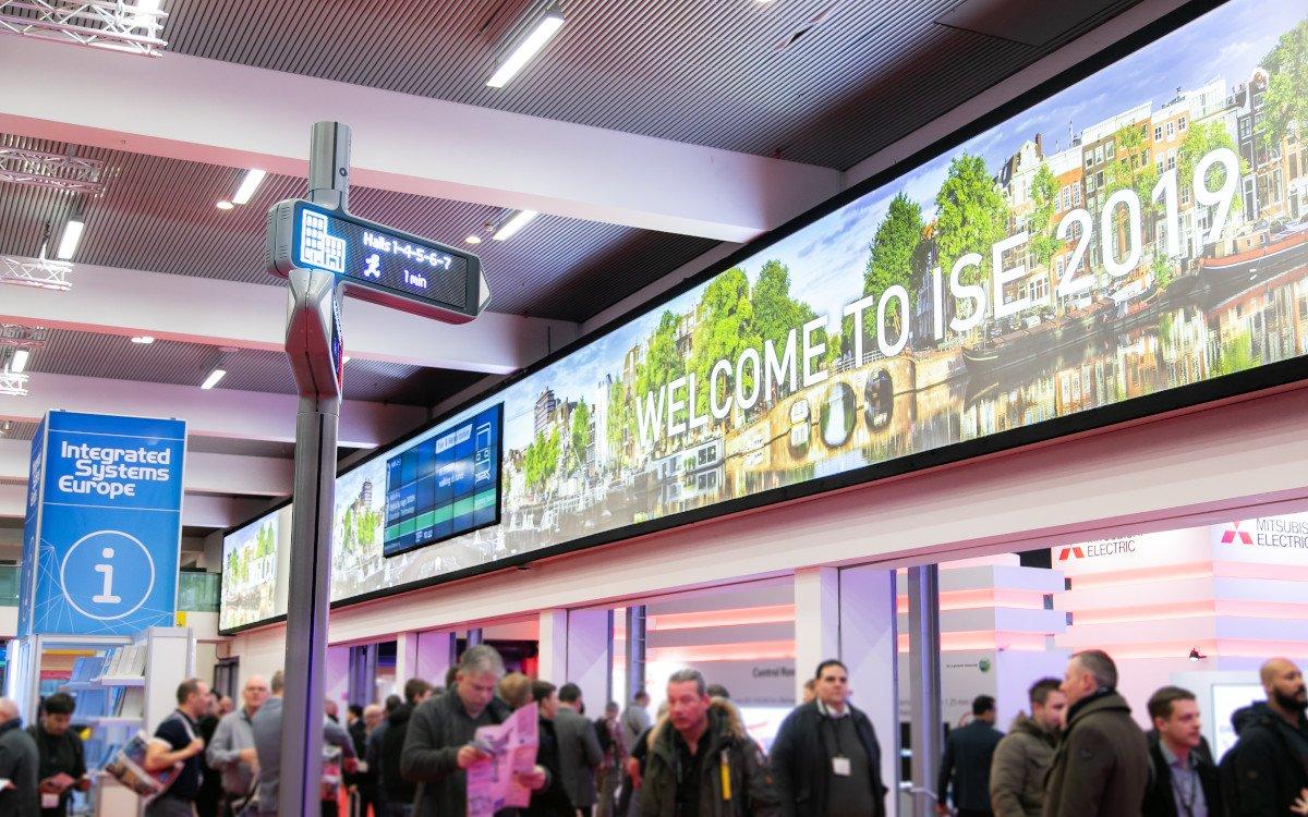 ISE Holland Entrance (Foto: ISE)