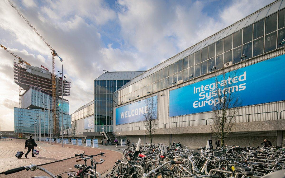 RAI Messegelände in Amsterdam (Foto: ISE)