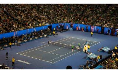ROE Visual LED bei den Australian Open (Foto: RoR)
