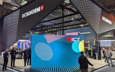 ICT zusammen mit Octanorm auf der Euroshop (Foto: invidis)