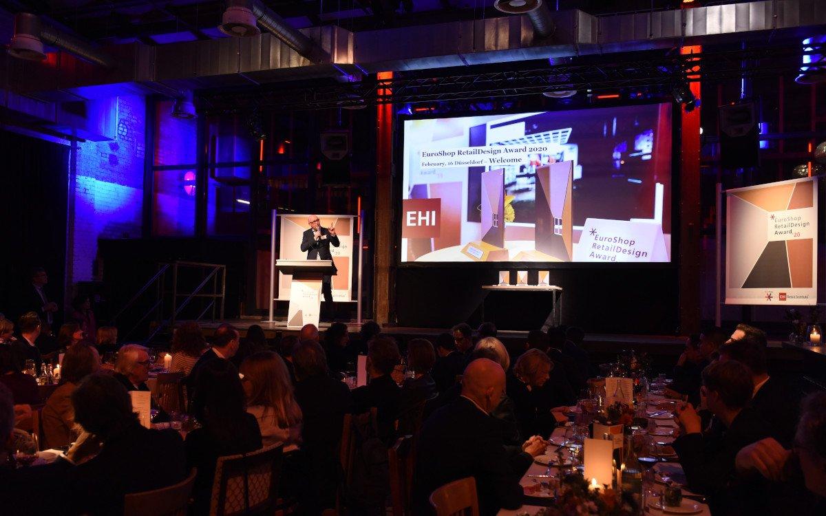 EuroShop RetailDesign Award 2020 (Foto: EHI)
