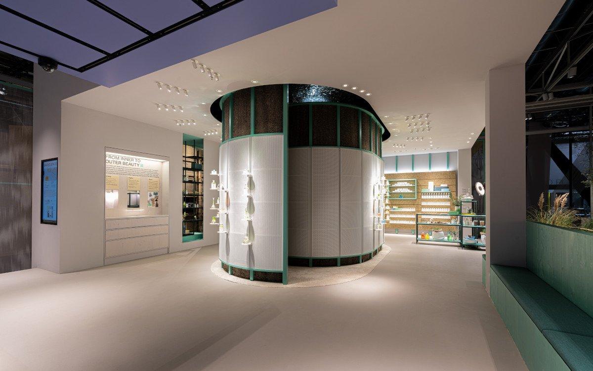 Euroshop 2020 Shared Spaces - Silence Room ermöglicht Kunden ein Abschalten von der Hektik des Alltags (Foto: Ansorg, Visplay, Vizona)