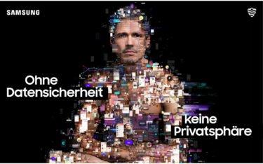 Samsung IT-Security Kampagne 2020 (Foto: Samsung)