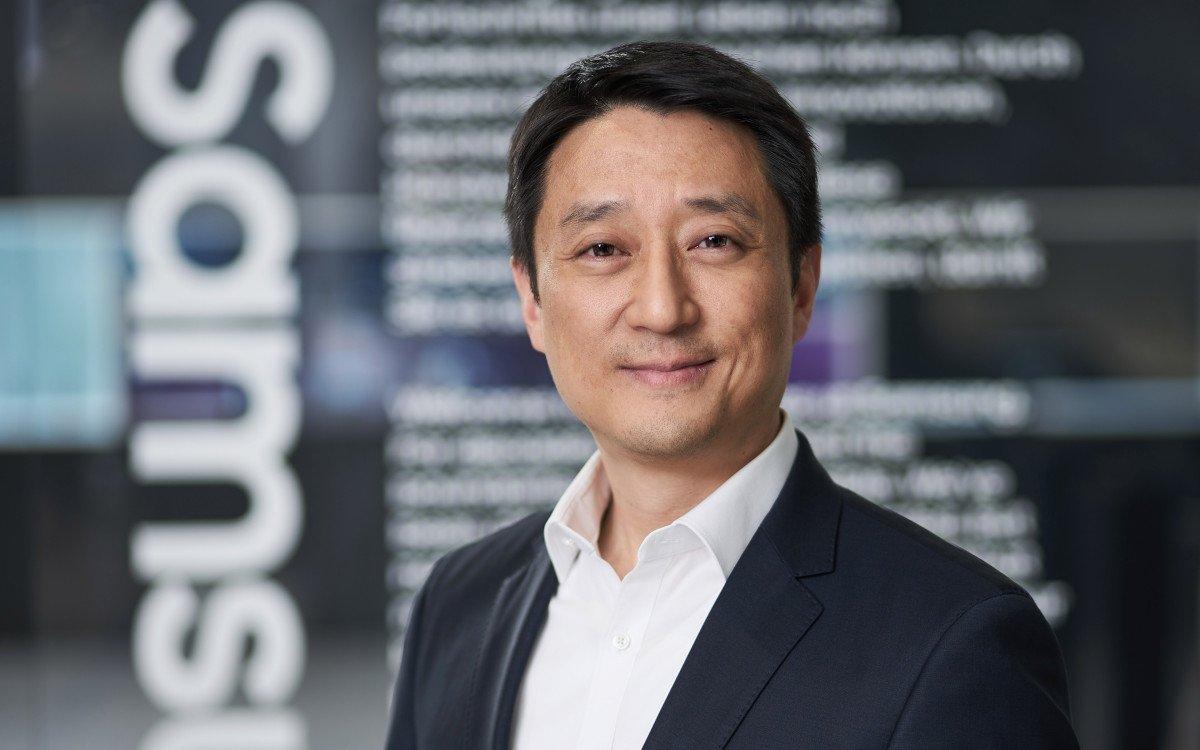 Neuer Chef bei Samsung Deutschland - Man-Young Kim (Foto: Samsung)
