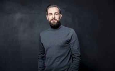 DooH-Experte Tobias Hefele (Foto: Weischer)