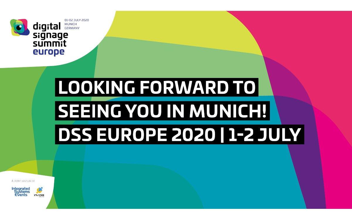 DSS Europe 2020 - 1/2 Juli in München (Foto: invidis)