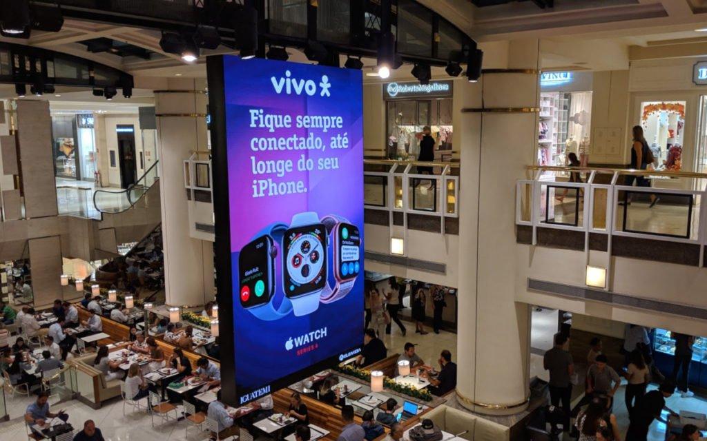 DooH in Sao Paulo (Foto: invidis)