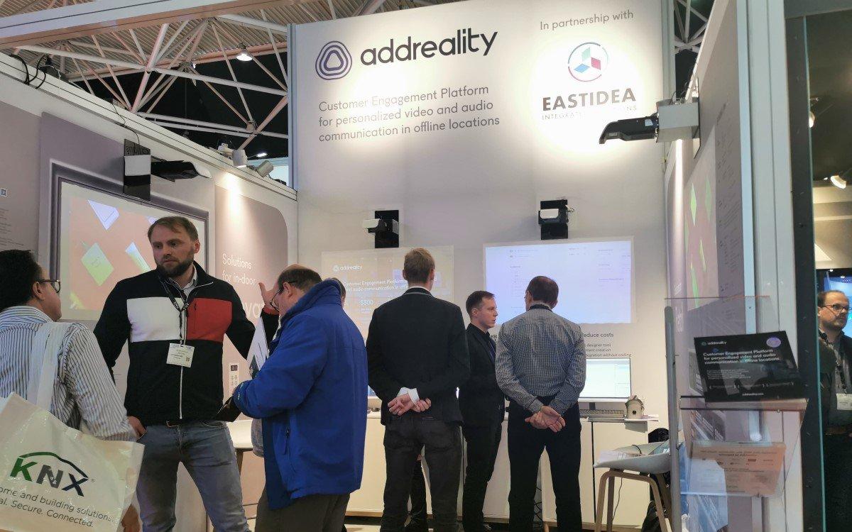 Addreality ISE 2020