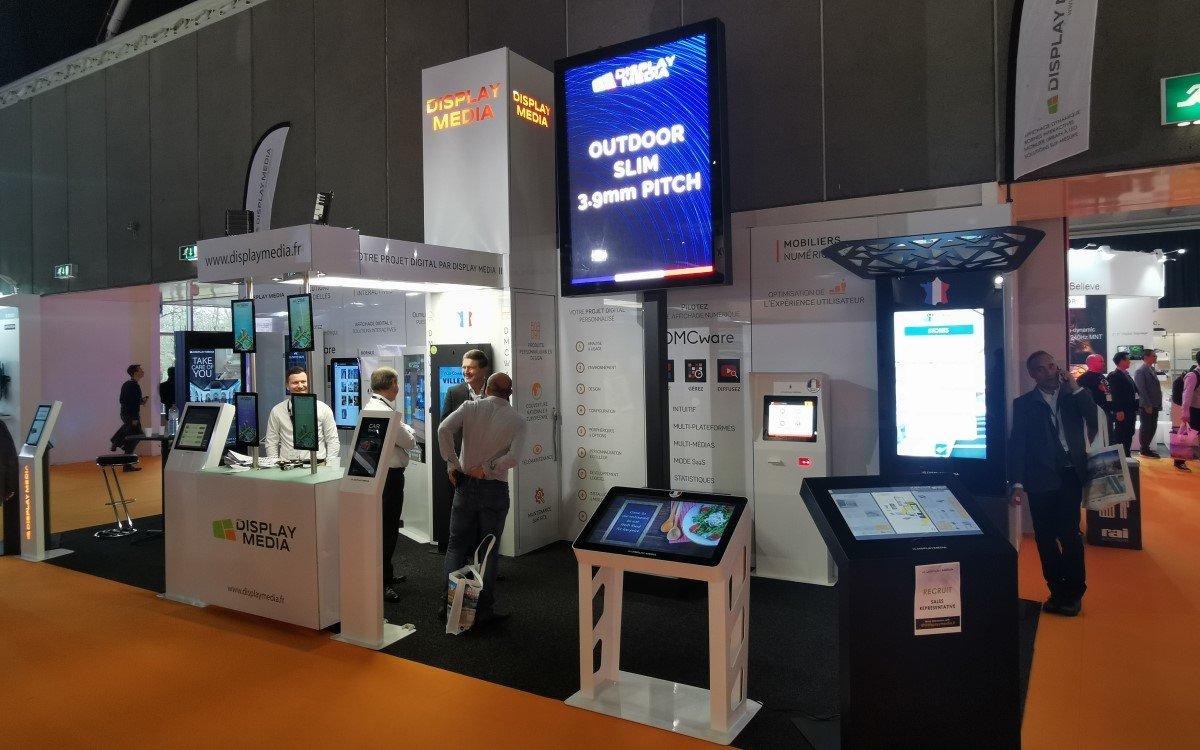 DisplayMedia.fr ISE 2020