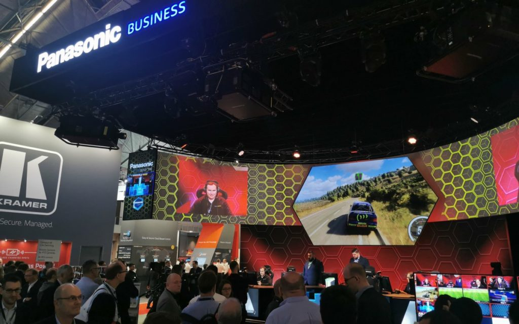 ISE 2020 Panasonic Business