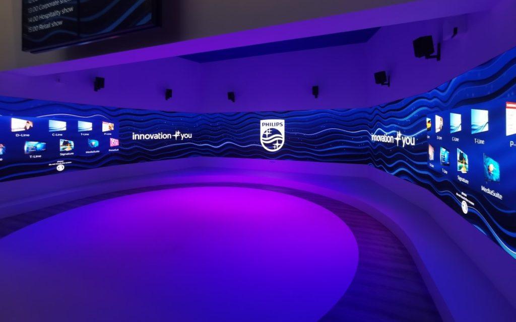 Philips - Impressionen ISE 2020 (Foto: invidis)