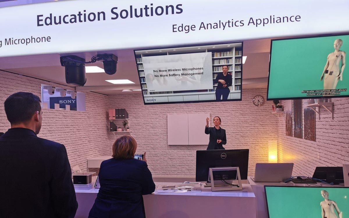 Education Sony ISE 2020
