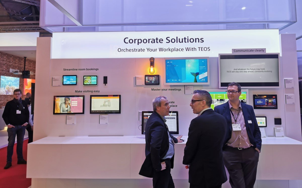 Corporate TEOS Sony ISE 2020