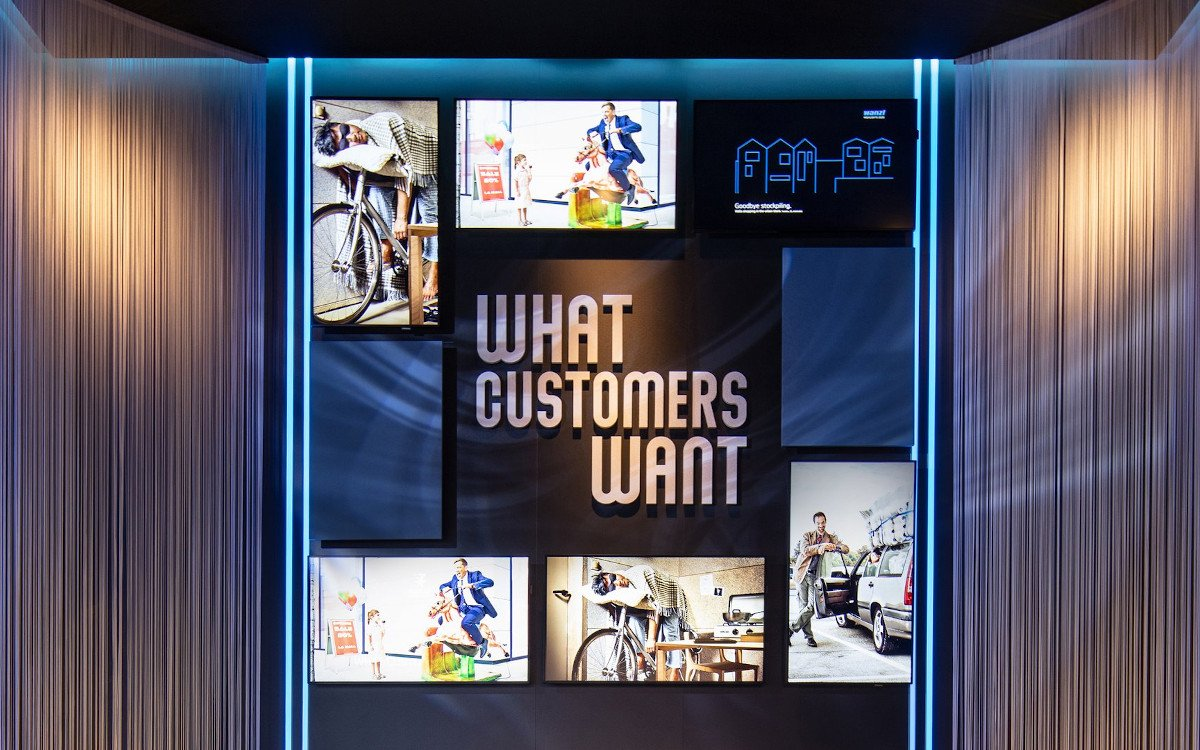 What Customers Want – Retail-Experte Wanzl auf der Euroshop 2020 (Foto: invidis)