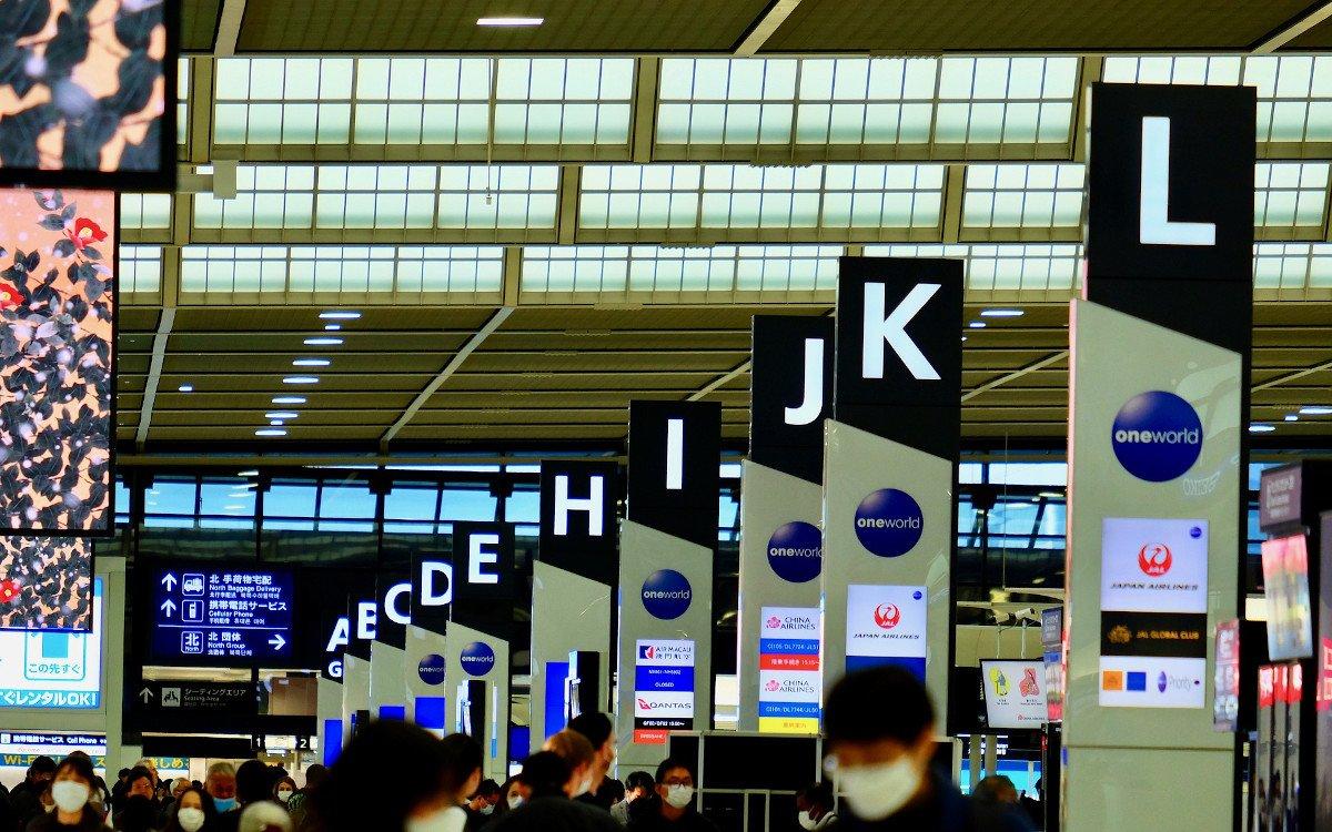 Japanischer Flughafen in Zeiten von Corona (Foto: t_watanabe /Pixabay)
