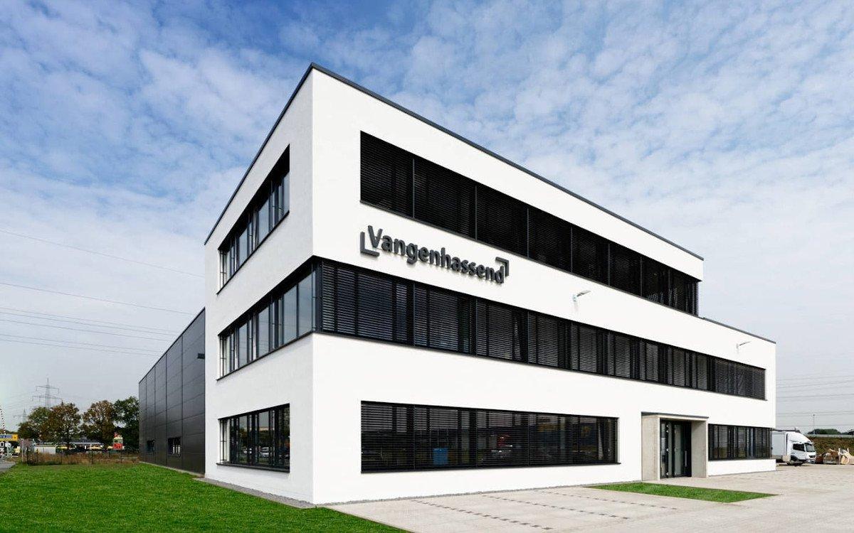 Vangenhassend Zentrale in Kaarst (Foto: Vangenhassend)