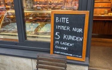 Handmade Signage in München Haidhausen (Foto: invidis)