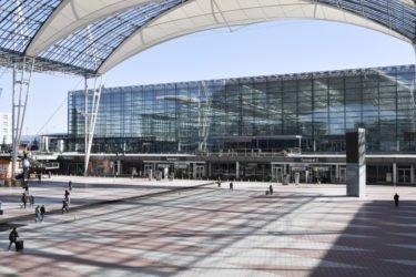 Flughafen München in Zeiten der Corona-Krise (Foto: FMG)