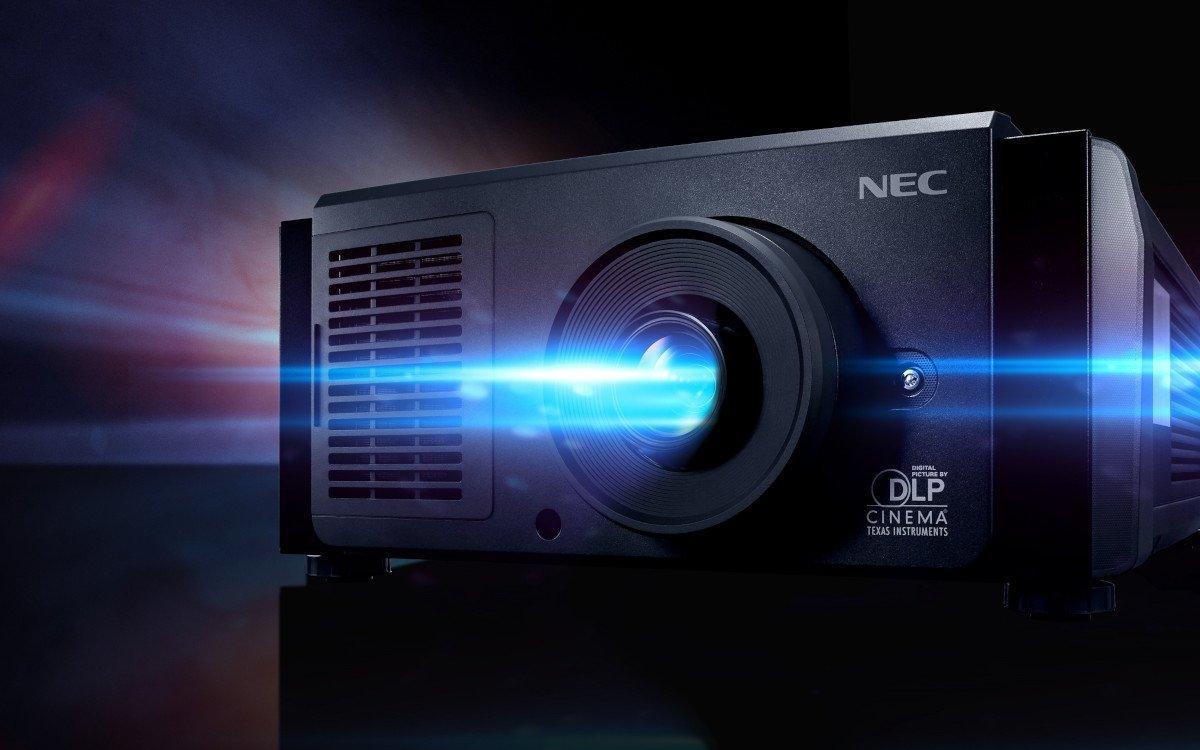 NEC neuester Kino-Projektor NC1402L (Foto: NEC)