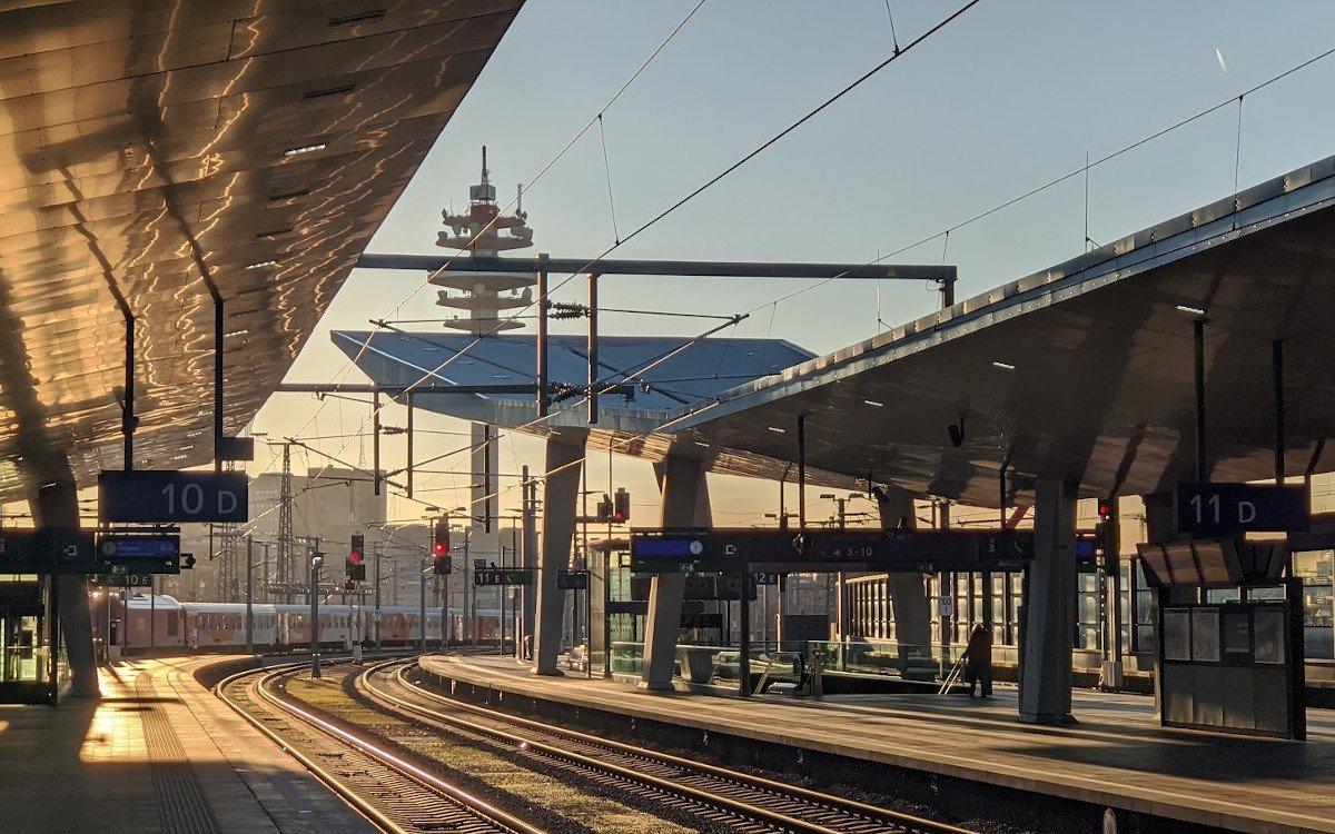 Sonnige Aussichten in Wien (Foto: invidis)