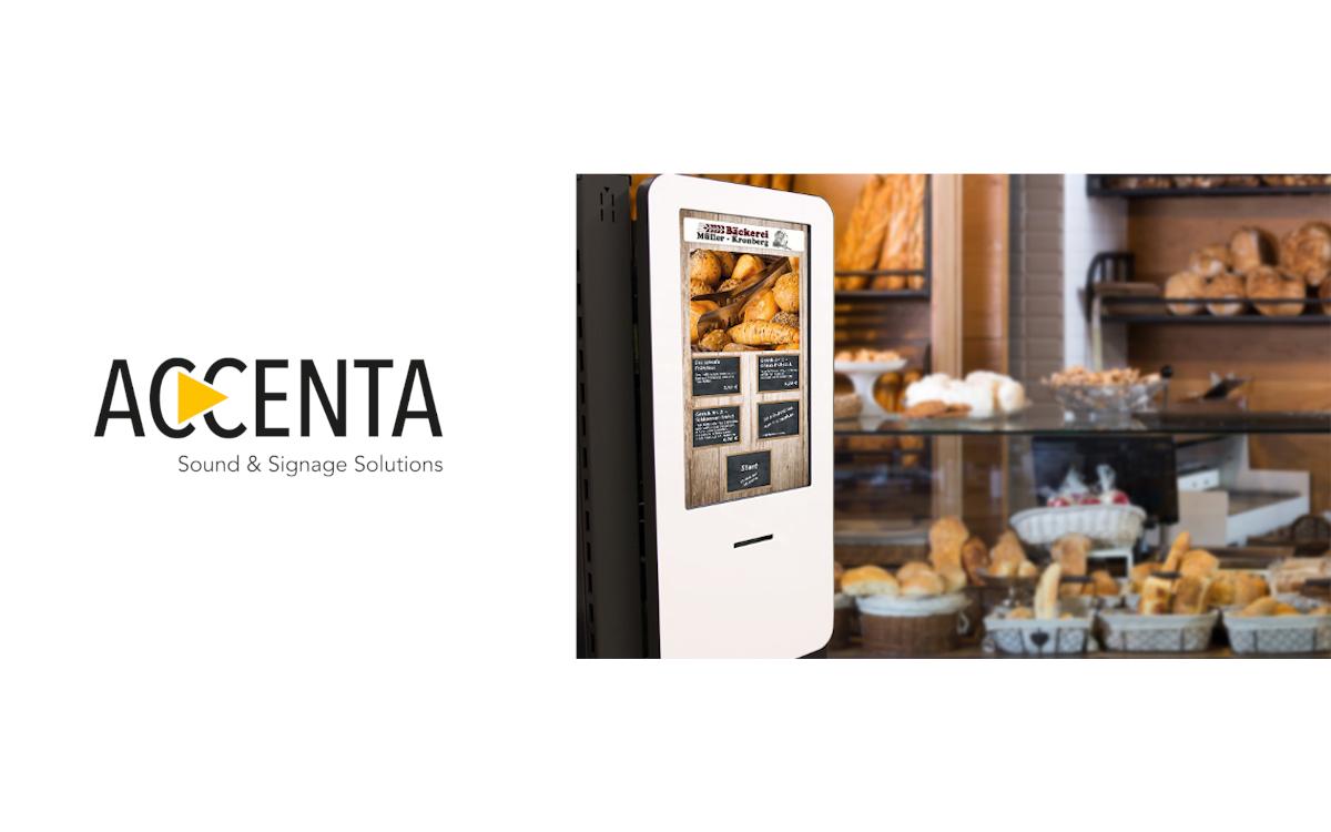 Mit dem KonzepteTV-Management-Tool von Accenta lassen sich Digital Signage-Lösungen am PoS mit Content versorgen (Foto: Accenta)