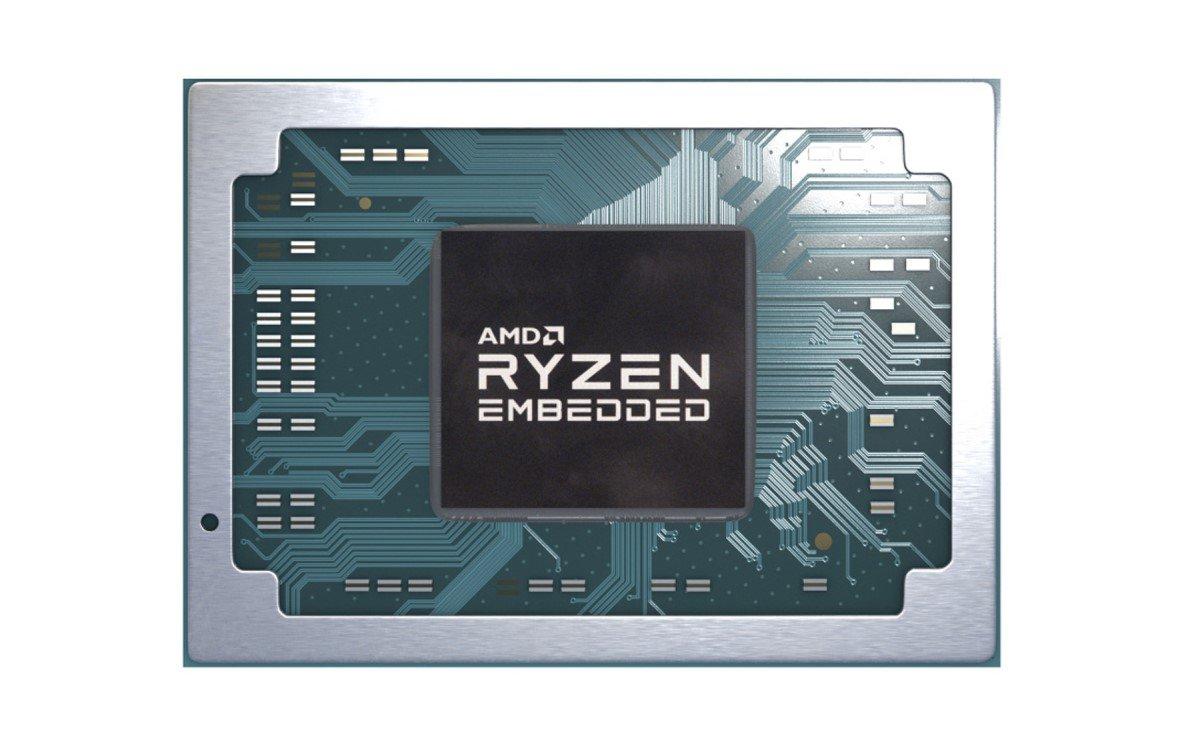 Die neuen AMD Ryzen Prozessoren der R1000-Serie eignen sich für hochperformante, aber energieeffiziente Embedded Systeme im Bereich Digital Signage und Unternehmens-IT (Foto: AMD)