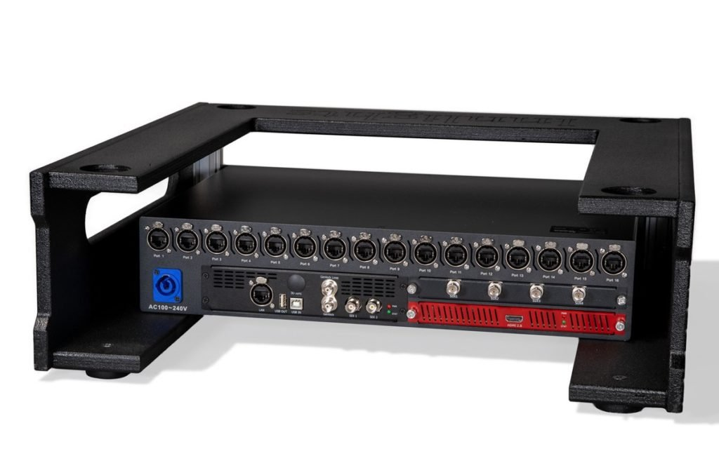 InnVision SCXL LED-Screen-Processing Controller back (Foto: Innlights)