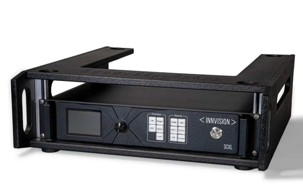 InnVision SCXL LED-Screen-Processing Controller front (Foto: Innlights)
