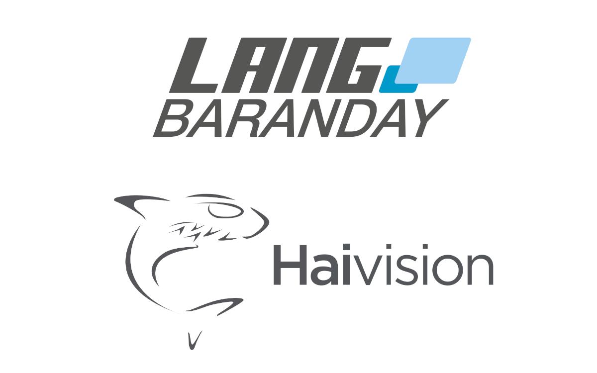Die Lang Baranday AG übernimmt die Distribution von AV-Streaming-Experte Haivision in der Schweiz (Foto: Lang Baranday AG)