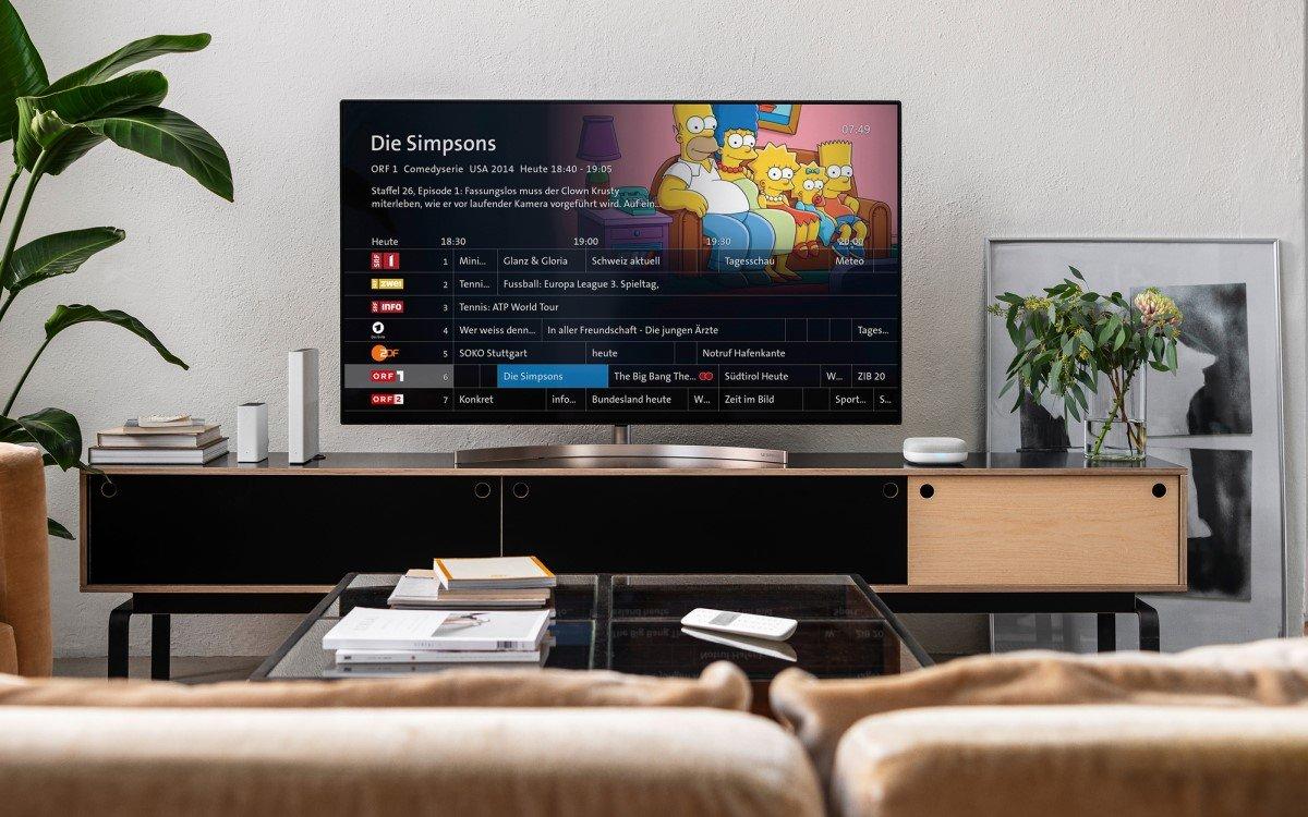 Datenintensives Streaming über Netflix und Co stellt das Swisscom-Netz derzeit auf eine Belastungsprobe (Foto: Swisscom)