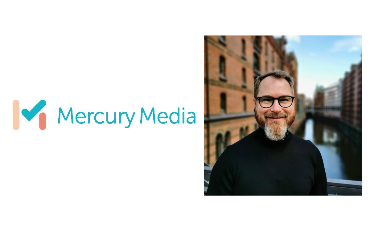 Thorsten Schütte-Gravelaar steigt als Geschäftsführer bei Mercury Media Technology ein (Foto: Mercury Media)