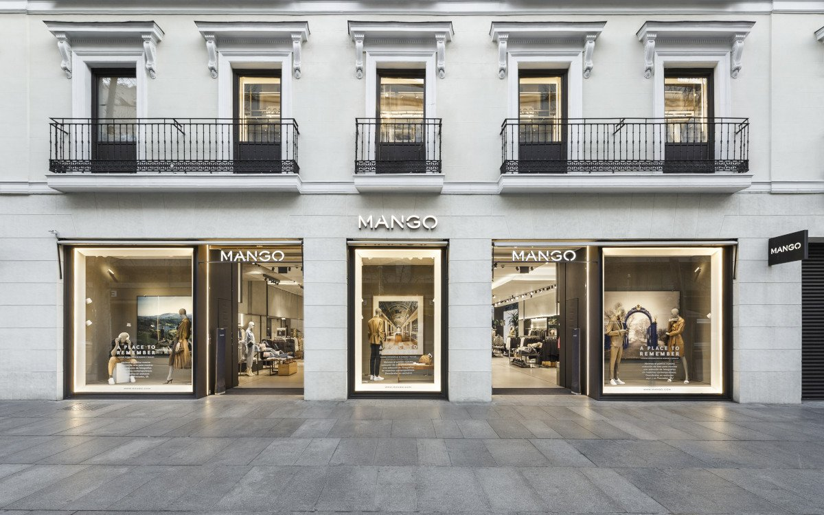 Mango-Store in Madrid (Foto: Mango)