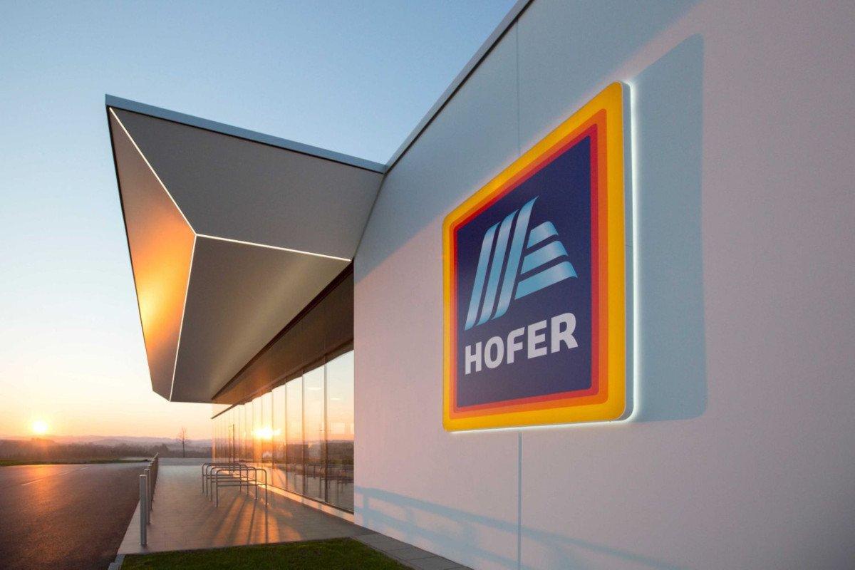 Hofer Filiale in Österreich (Foto: Hofer)