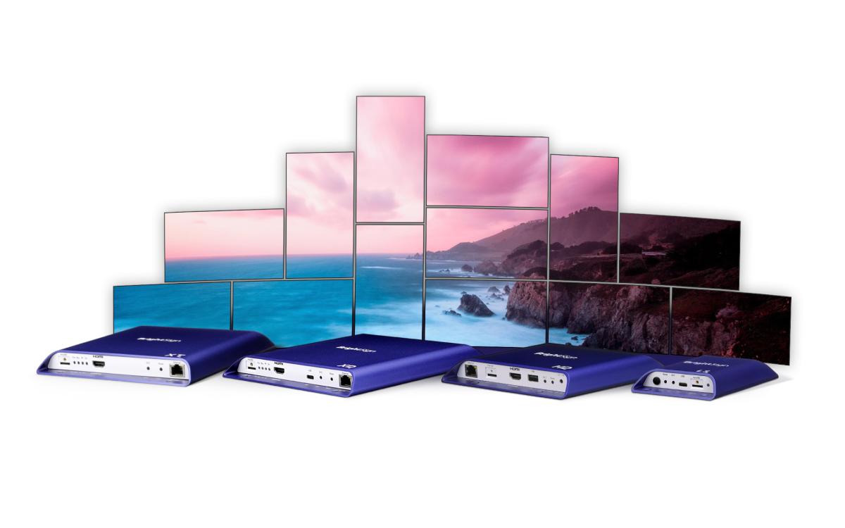 Die Remote-Management-Software von Moki unterstützt jetzt auch BrightSign-Player zur Verwaltung von Digital Signage-Displays aus der Ferne (Foto: BrightSign)