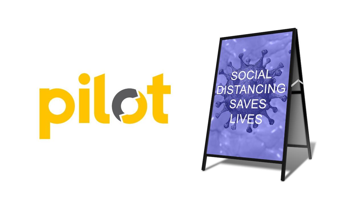 Die Studie der Agentur Pilot zeigt, das Social Distancing die Wahrnehmung von Marken verändert und empfiehlt, Markenwerte neu zu diskutieren (Foto: Pilot/Unsplash)