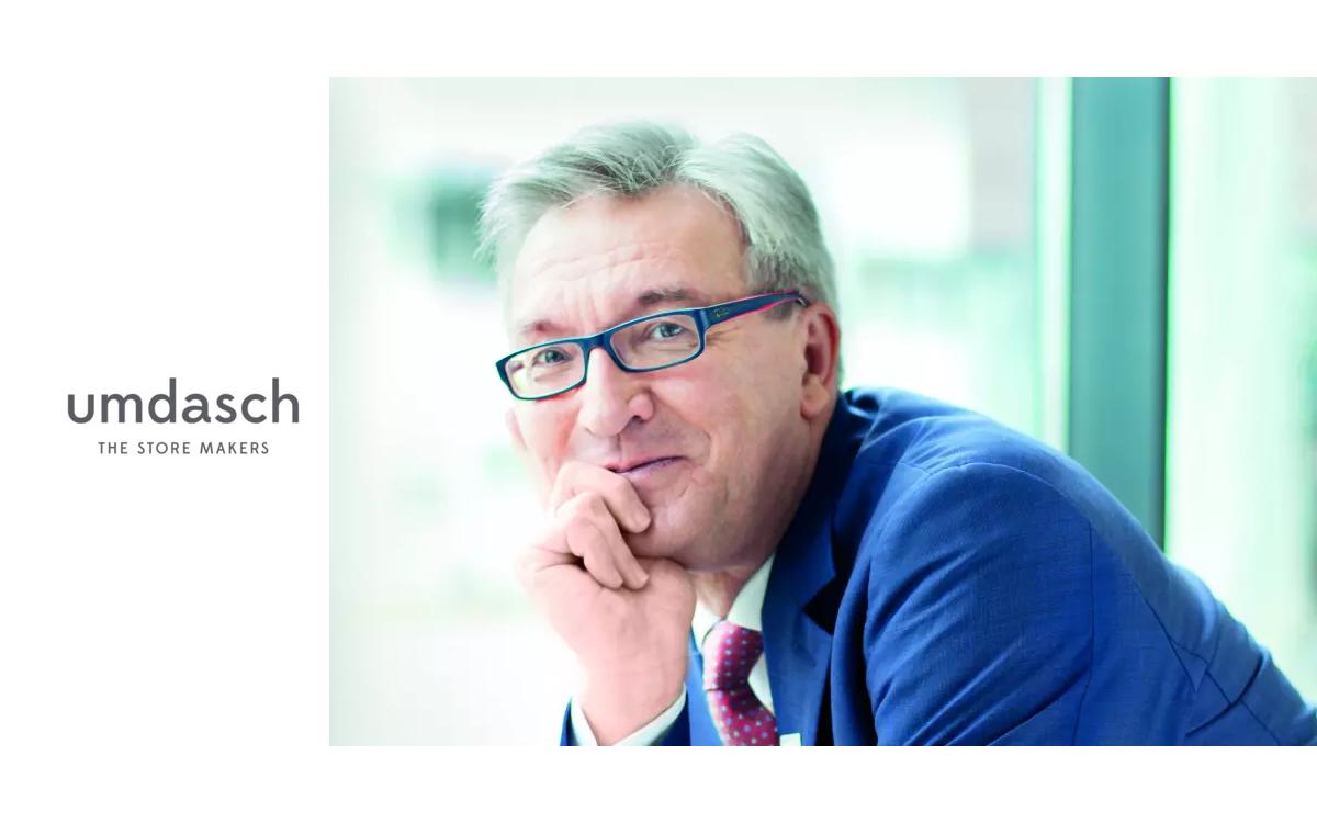 Silvio Kirchmair, CEO Umdasch The Store Makers (Foto: Umdasch)